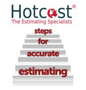 Steps for accurate estimating