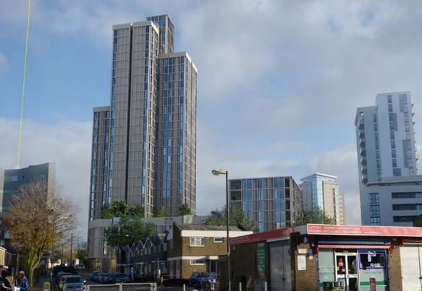 Funding secured for £100m London Stratford TowerFunding secured for £100m London Stratford Tower