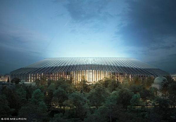 Green light for new Chelsea stadium