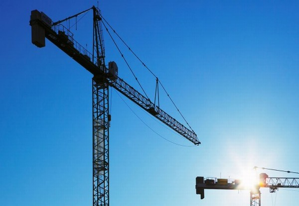 Construction outside London hits record levels