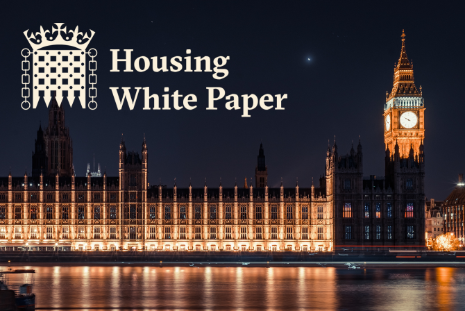 Housing White Paper released