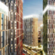 Plans in for Manchester £1.3bn vertical village towers