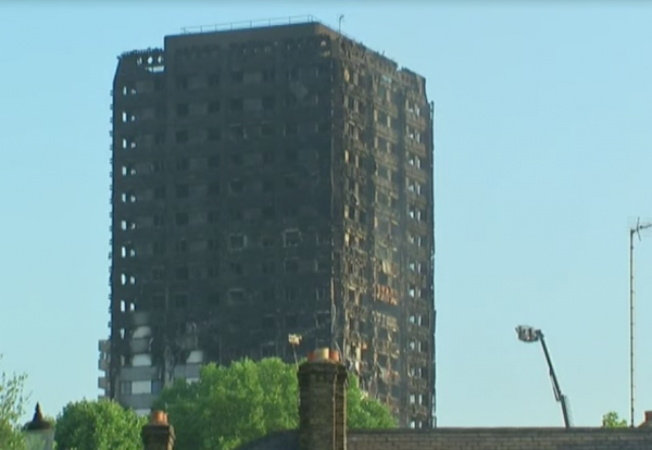 Grenfell Tower fire probe focuses on cladding