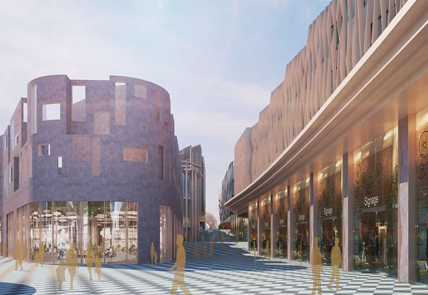 Swansea's £500m city centre regeneration plan approved