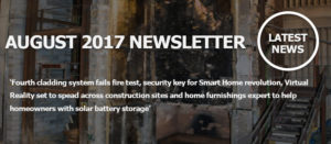 August Newsletter Main Image