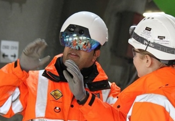 Virtual reality set to spread across construction sites