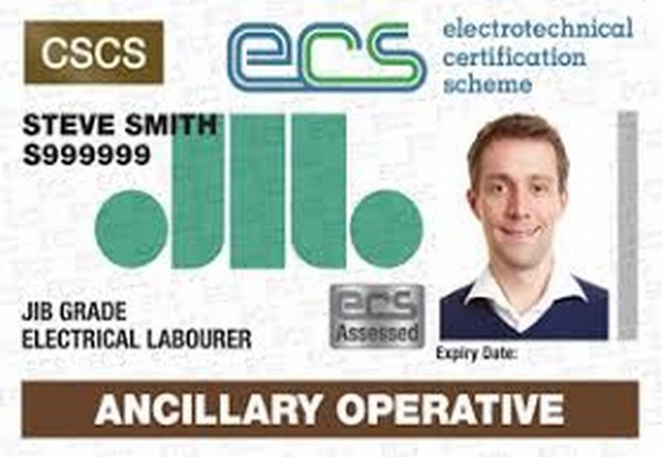 ECS Labourer Card requirements are changing