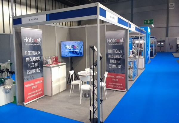 Hotcost Limited at the ED&I Expo