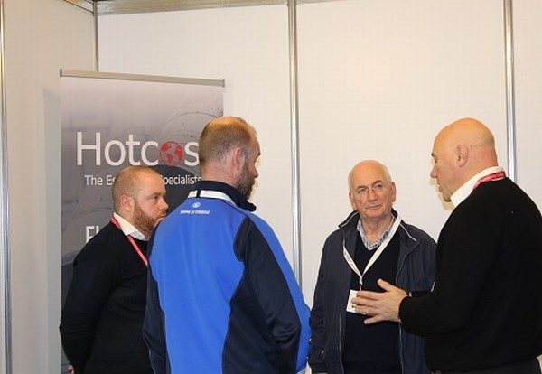 Hotcost at Ireland's Electrical Trade Show 2017