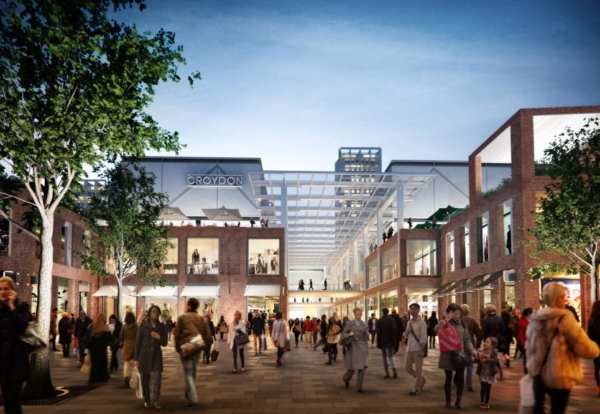 £1.4bn Croydon Westfield shopping centre approved