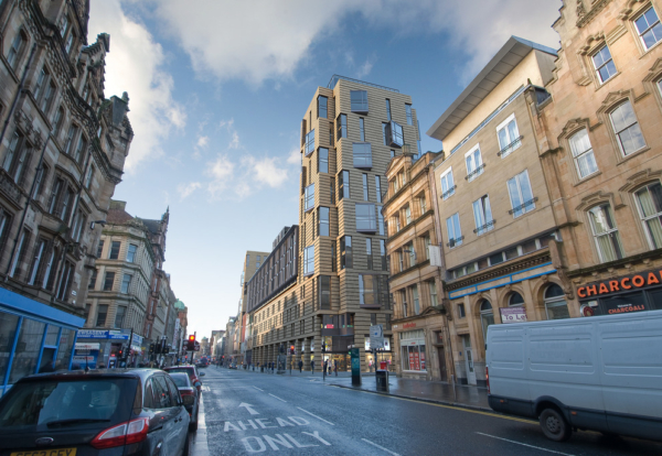 £110m Glasgow shopping store to homes scheme approved