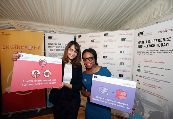 MPs join the campaign to inspire the next generation of engineers