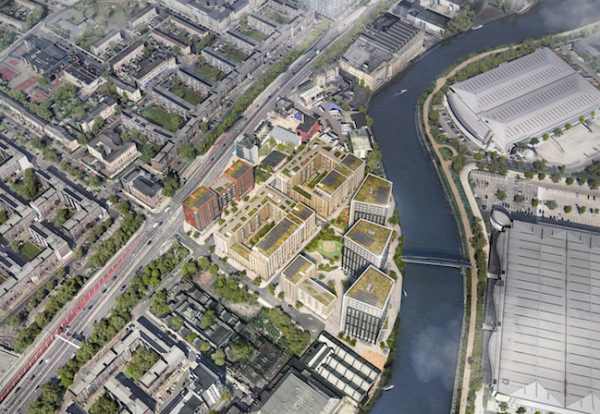 Construction start date for £350m Tower Hamlets site