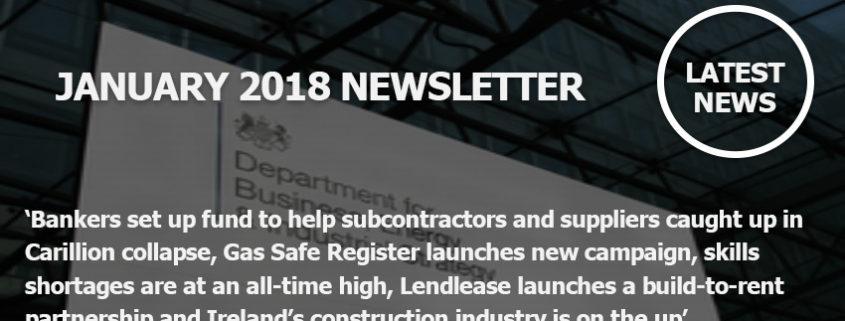 January Newsletter Main Image