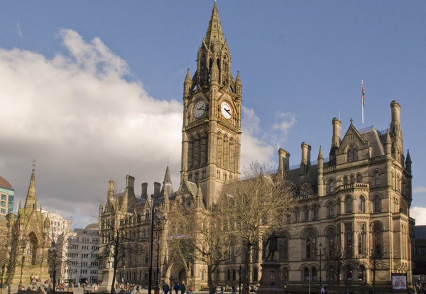 Bid race for £190m Manchester town hall revamp