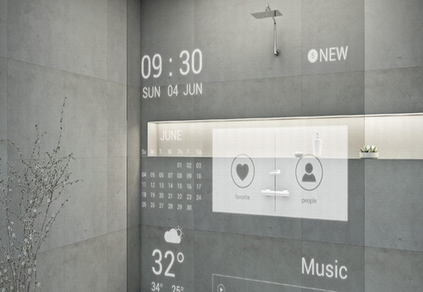 Survey reveals consumers' wishlist for the 'bathroom of the future'
