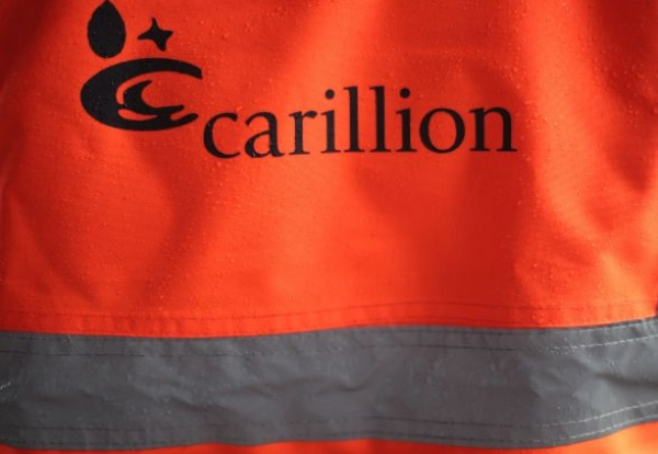 Half of Carillion's UK workforce secure jobs
