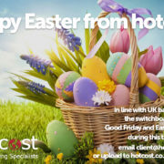 Happy Easter from Hotcost