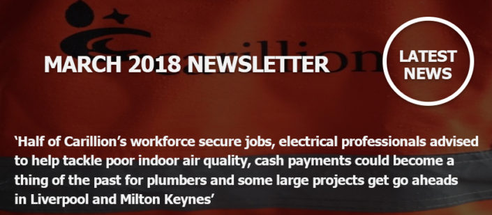 March Newsletter Main Image