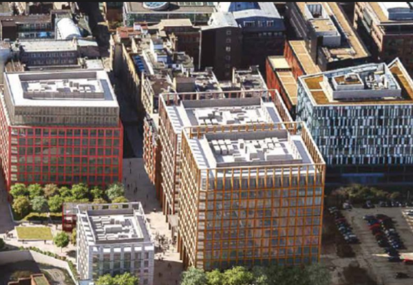 Joint venture signs off 200m Liverpool Pall Mall scheme
