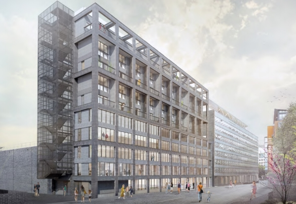 Green light for Manchester's Old Granada studio revamp