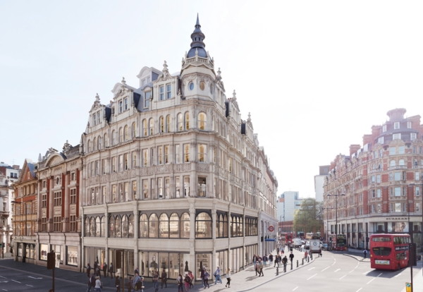 £141m Knightsbridge landmark rebuild gets signed off