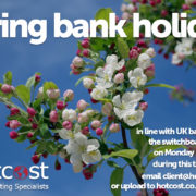 Spring Bank Holiday - May 2018 2.1
