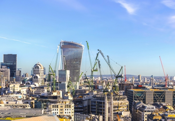 More than half of construction workers in London from EU