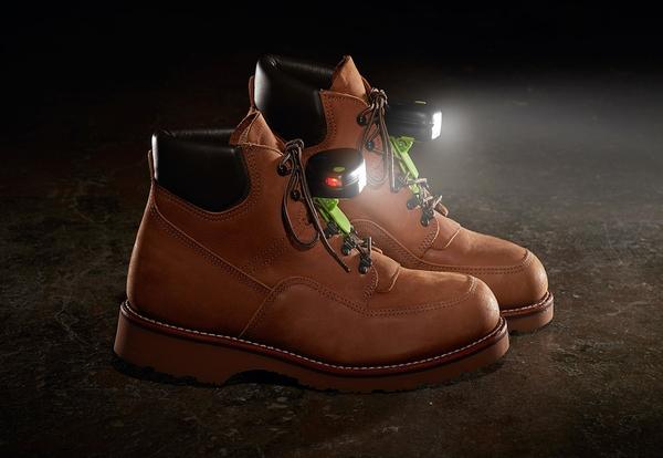 Boot lamps, anyone?