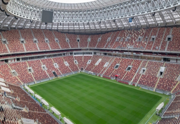 Signify lights up 10 of the 12 stadiums used for World Cup in Russia