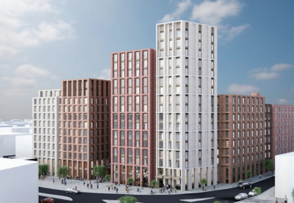 Green light for 860-bed Sheffield student digs
