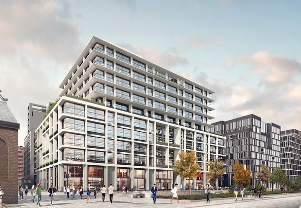 Facebook to build major UK HQ at King's Cross