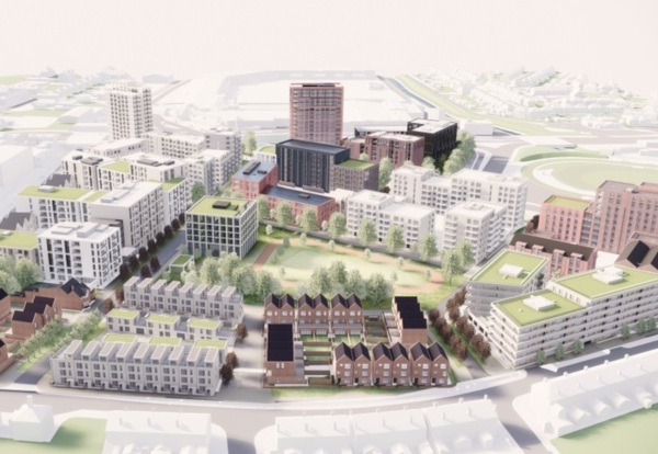 Plans in for Birmingham Commonwealth Games village