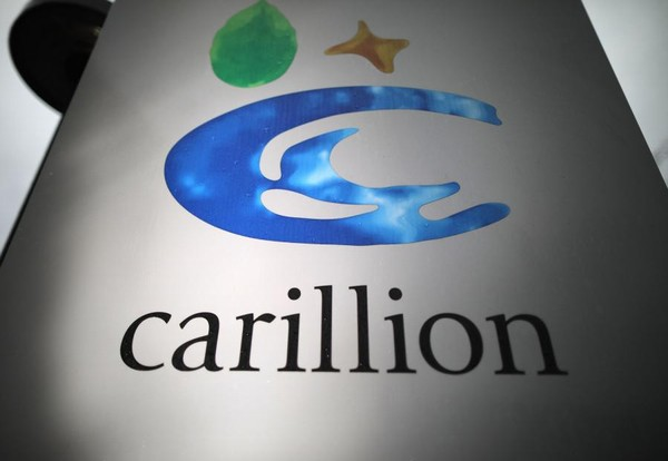 Carillion redundancy pay-outs to top £65m