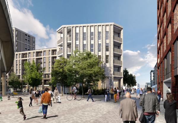 London Gallions Reach phase 2 approved