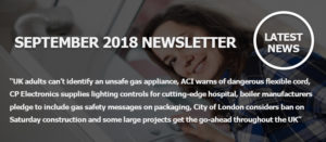 September Newsletter Main Image