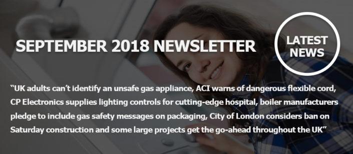September Newsletter Main Image