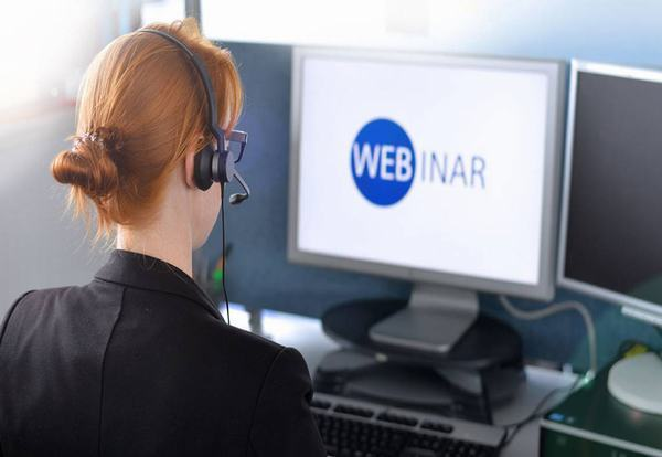 Free webinars offer a quick fix to keep your skills up to date.
