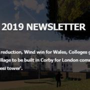 January 2019 Newsletter Main Image