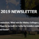 January 2019 Newsletter Main Image