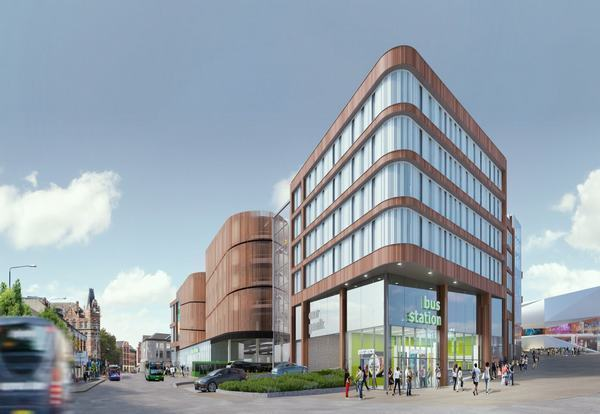 Nottingham council injects £50m to kickstart Broadmarsh scheme