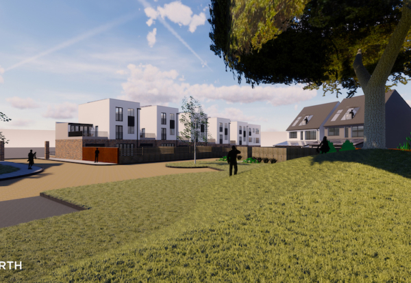 Modular village to be built in Corby for London commuters