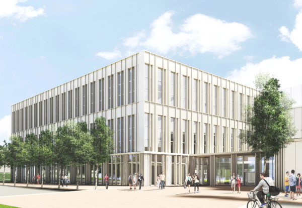 Local Preston firm bags £19m Lancaster Uni business school