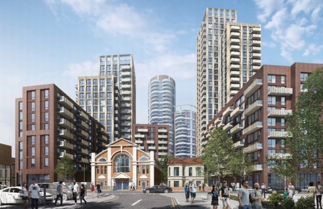 Firms named for £1bn East London framework