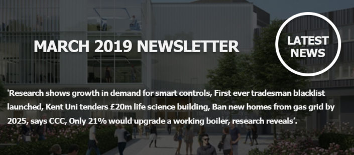 March 2019 Newsletter Main Image