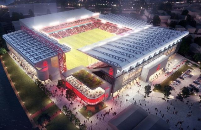 Nottingham Forest unveil stadium revamp plans