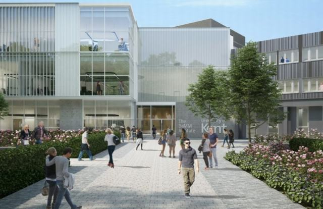 Kent Uni tenders £20m life science building