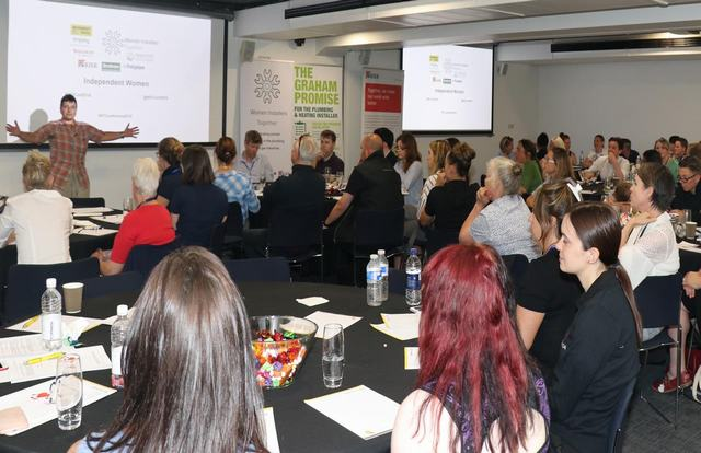 Women installers together conference returns for 2019