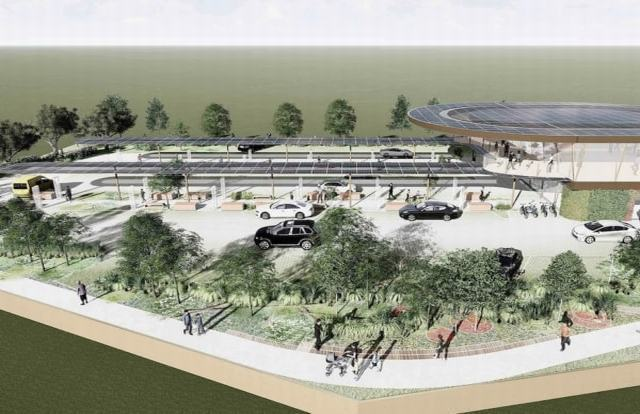 Work to start on £1bn network of electric car charging forecourts