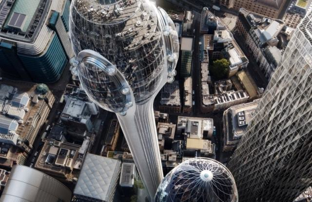 """City planners give green light to """"The Tulip"""" tower"""